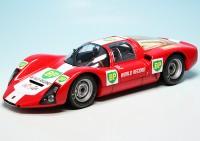 """Porsche 906E Rennwagen """"BP World Record Runs Monza 1967"""""""