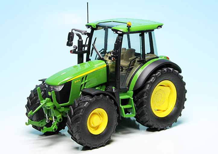 john deere 5125r traktor 2016 john deere edition 1 32 schuco peter nasshan modellautos. Black Bedroom Furniture Sets. Home Design Ideas