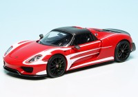"Porsche 918 Spyder (2015) ""Le Mans Racing Design"""