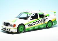 "Mercedes Benz 190E 2.5-16 EVO II AMG Team Snobeck ""DTM 1991"""