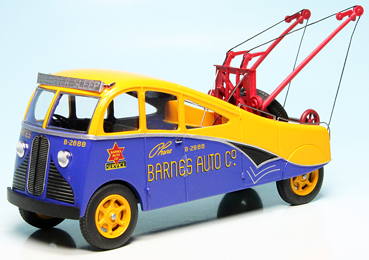"""Barnes Streamlined Wrecker (1938) (Australien) """"Barnes ..."""