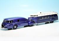 """REO Truck Curtiss Aerocar Mobile Home """"Vagabond"""" (1938) (USA)"""
