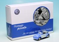 "Piccolo VW Käfer Cabriolet als Montagekasten ""Volkswagen Service Factory"""