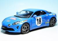 "Renault Alpine A110 Premiere Edition ""Rallye Monte-Carlo Historic 2018"""
