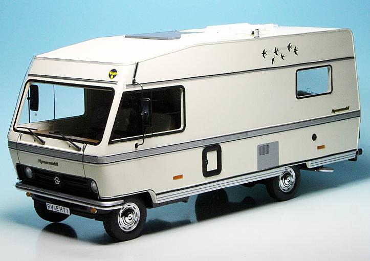 opel bedford blitz hymermobil 581 bs wohnmobil opel. Black Bedroom Furniture Sets. Home Design Ideas