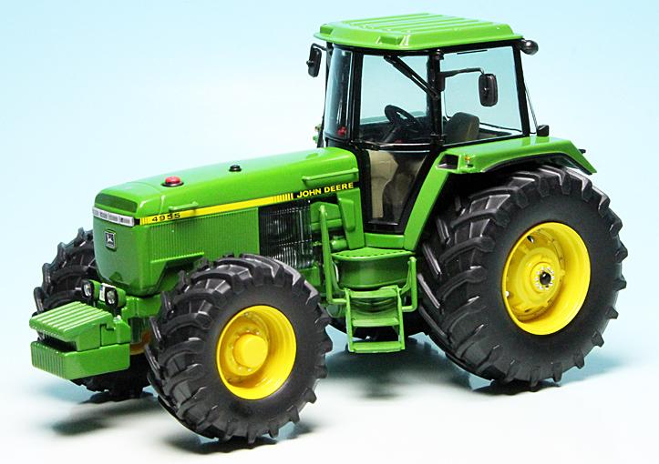john deere 4955 traktor 19891992  edition 132
