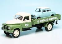 """Hanomag L28 Pritschenwagen mit Goggomobil 250 """"Goggomobil"""""""
