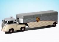 "VW T1b Bulli Renntransporter ""Volkswagen-Porsche Continental Motors"""
