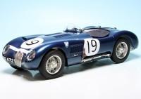 """Jaguar C Type """"Goodwood Members Meeting 1954"""""""