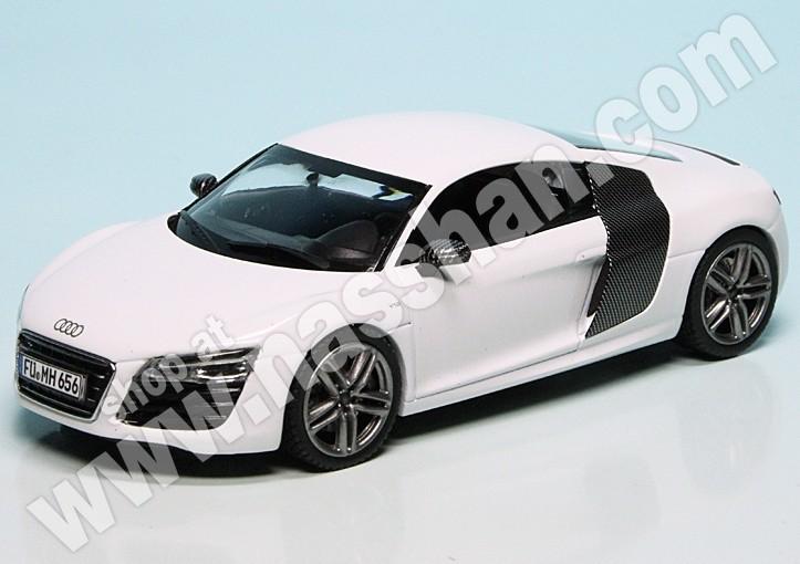 Audi R8 V10 Coupé (2012) | Audi | Modern Cars | Edition 1/43 | Schuco |  Peter Nasshan Modellautos