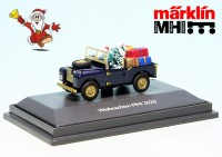 """Land Rover 88 """"MHI Weihnachten 2020"""""""