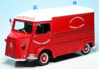 "Citroen HY Kastenwagen (1969) ""Sapeurs Pompiers - Feuerwehr"""