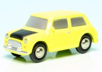 "Piccolo Austin Mini Cooper ""Mr. Bean"""