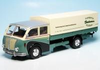 "Saurer 3C-H Pritsche/Plane ""Bachmann Transporte"""