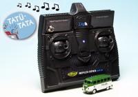 """VW T1 Bulli Samba Bus """"Polizei Bayern"""" - ferngesteuert mit 2.4 GHz Technologie"""