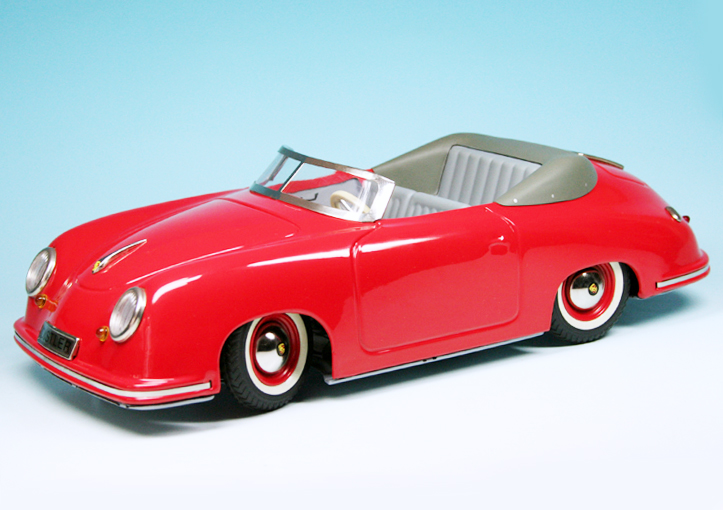 Checker Cab London >> Distler Porsche 356 Convertible Electromatic 7500 | Distler-Porsche | Classic Tin Toys | Schuco ...
