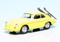 """Porsche 356 B Carrera 2 Coupé (1962) """"Skiurlaub"""""""