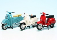 "Piccolo Set ""Mopeds und Roller"""