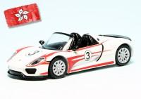 """Porsche 918 Spyder (2013) """"Porsche Salzburg"""""""