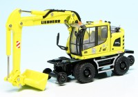 Liebherr Mobilbagger A 922 Rail Litronic