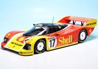"""Porsche 962 C Rennwagen """"Shell"""" Team Porsche AG """"200 Meilen Nürnberg 1987"""""""