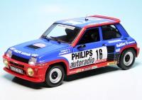 "Renault R5 Maxi Turbo Rennwagen ""Rallye Tour de Corse 1984"""