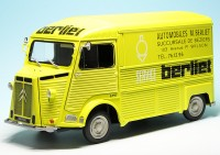 "Citroen HY Kastenwagen (1969) ""Berliet"""