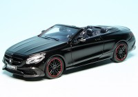 Brabus 850 / Mercedes Benz S63 AMG Cabriolet (S217) (2016)
