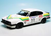 "Ford Capri 3.0 Race-car (RHD) Team Allam Motor Services ""Winner BSCC Silverstone 1979"""