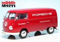 """VW T1b Bulli Kastenwagen """"Porsche Renndienst"""""""