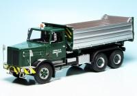 """FBW 80N Kipper (1978) (Schweiz) """"Christen & Co. A.G. Schwertransporte"""""""