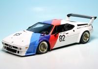 """BMW M1 Procar Rennwagen Team BMW Motorsport """"Eifelrennen DRM 1979"""""""