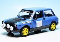 """Autobianchi A112 Abarth """"Chardonnet Rallye Set 1980"""""""