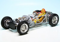 """Lancia D50 Rennwagen """"Rolling Chassis"""" (1954-1955)"""