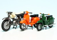 "Piccolo Set ""Mopeds and Scooters"""