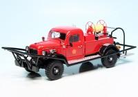 "Dodge WDX Power Wagon Brush Breaker (1946) (USA) ""Fire Patrol - Feuerwehr"""