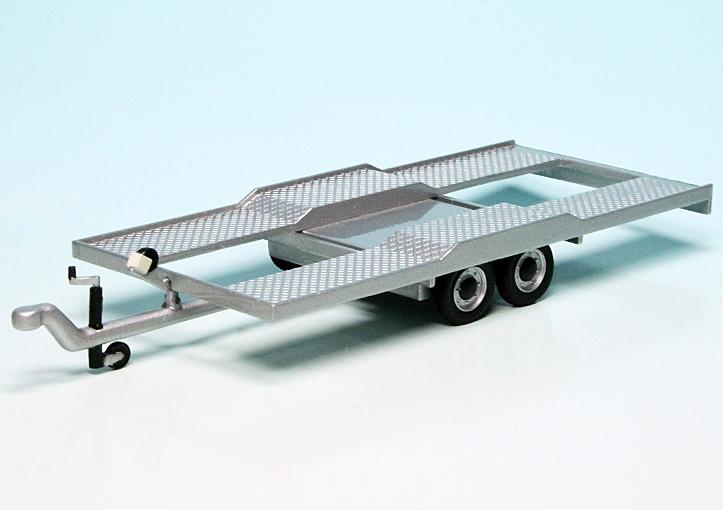Checker Cab London >> PKW-Anhänger 2-achsig | Anhänger | Modelle im Maßstab 1:43 | Premium ClassiXXs | Peter Nasshan ...