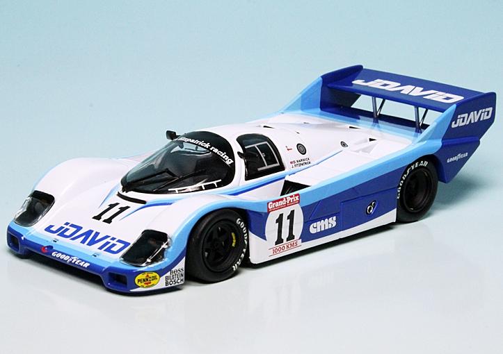 """Checker Cab London >> Porsche 956 Rennwagen Team John Fitzpatrick Racing """"Sieger ..."""