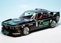 """BMW 3.0 CSL Rennwagen """"Emy"""" Team BMW Italia """"GP Brno 1978"""""""