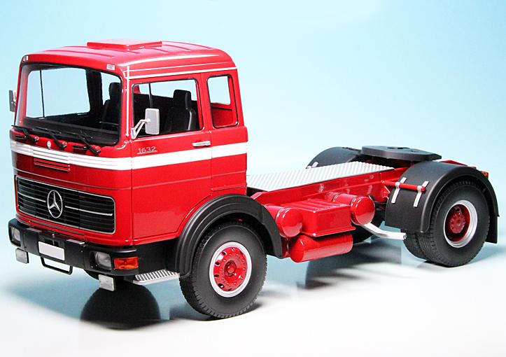 mercedes benz lps 1632 truck 1969 road kings peter. Black Bedroom Furniture Sets. Home Design Ideas