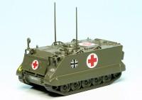 """M113 Sanitätspanzer """"Bundeswehr - Rotes Kreuz"""""""
