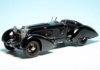 """Mercedes Benz SSK Trossi (1932) """"Schwarzer Prinz"""""""