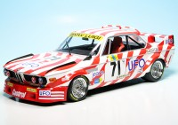"BMW 3.0 CSL Rennwagen ""UFO Jeans"" Team Luigi Racing ""24h Le Mans 1977"""