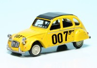 "Citroen 2CV6 ""James Bond 007 - For your eyes only"" (1981)"