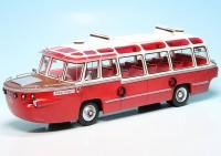 Mercedes Benz OP312 van Rooijen Bootbus (1958) (Deutschland/Niederlande)