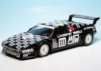 """BMW M1 Procar Rennwagen Team MK Motorsport """"24h Le Mans 1986"""""""