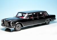 Mercedes Benz 600 Pullmann Limousine (W100) (1963-1981)