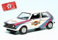 """VW Golf I GTI (1983) """"Martini Racing"""""""