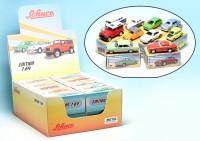 """Display """"Paperbox Edition 1/64"""" mit 20 Modellen"""