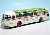 """Mercedes Benz O 6600 H Werkstatt-Bus """"Esso Renndienst"""""""